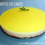 semifrio+de+limon1 150x150 Trufas heladas de chocolate y aceite de oliva con sal, sticks de manzana y gelatina de pimiento rojo y frambuesas