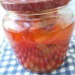 Conserva de pimentos rojos asados