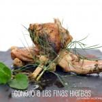 conejo 150x150 Pimientos del piquillo verdes rellenos en tartar de carne y cabrales