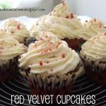 Red Velvet Cupcakes, premios y regalitos de Cupcakelosophy