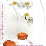 Financiers de rosas y azahar