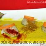 codorniz 150x150 Pimientos del piquillo verdes rellenos en tartar de carne y cabrales