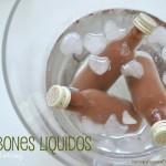 Bombones LIQUIDOS (con crema al whisky)