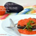 Berenjenas rellenas a la mallorquina: Mostra de Cuina Balear