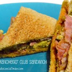 Manchego Club Sandwich