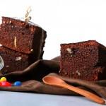 brownie 2 150x150 Brownie de algarroba [sin gluten] Receta #díadelbrownie