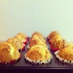 Magdalenas perfectas [Groundhog day Cupcakes]