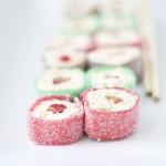 Mock Sushi [Sushi de chuches para niños]