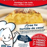 II Concurso de Tortilla de Patata [Restaurante Aquiara – Koldo Royo]!!!