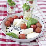 Ensalada Caprese – Caprese Salad (on a stick)