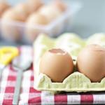 ¿Como vaciar huevos sin romper la cáscara?