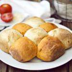 Pan de tomate y queso (el pan colchonero)