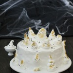 Lemon Phantom Cake. Receta