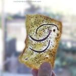 Lavash [Pan Armenio crujiente - Armenian flatbread]. Receta