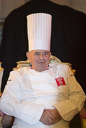 dinner des chefs 21 Soupe aux truffes noires Élyssé V.G.E. Receta
