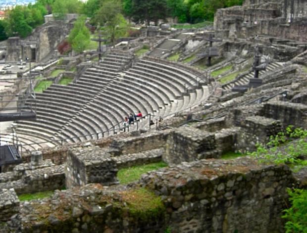 teatro romano de lyon