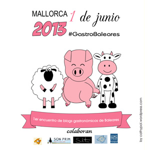 1er encuentro gastrobloggers en Baleares