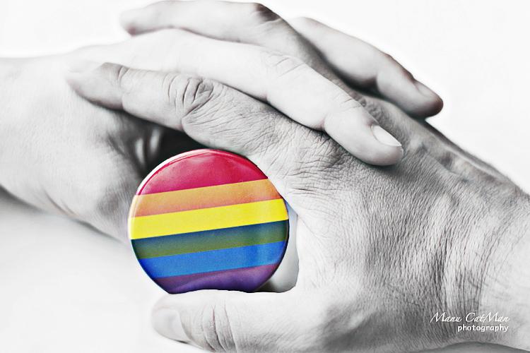 manos orgullosas