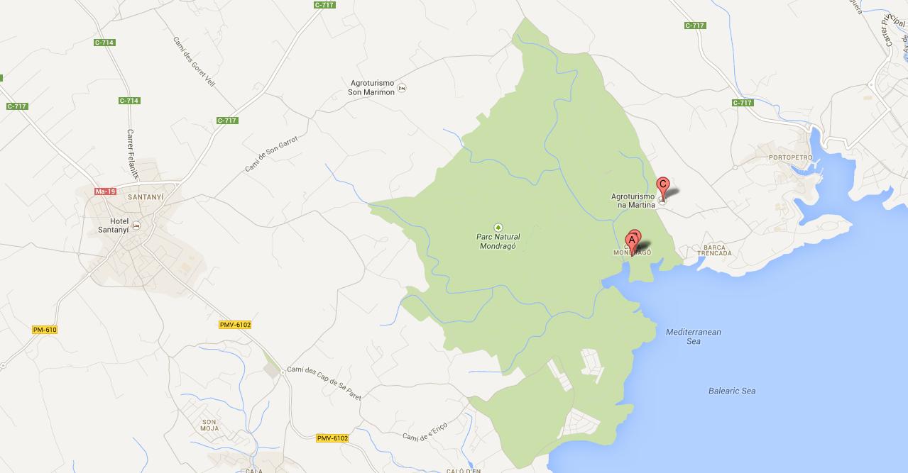 ver mapa en google maps