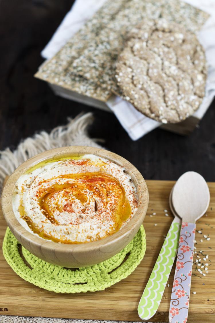 receta de humus