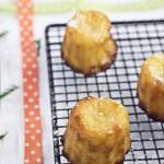 Cannelés bordelais #cocinaunasonrisa