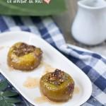 Higos rellenos de pistacho en almíbar de miel #cocinaunasonrisa