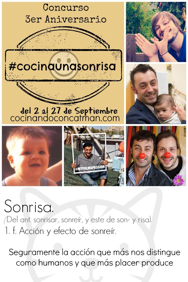 #cocinaunasonrisa