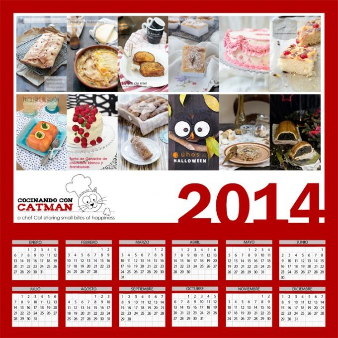 calendario anual catman