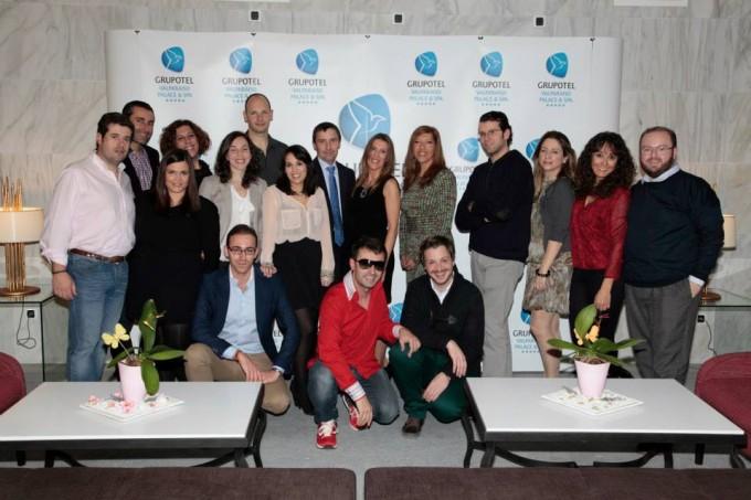 valparaiso foto de grupo