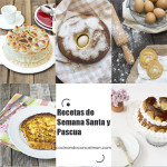 Recetas de Semana Santa y Pascua