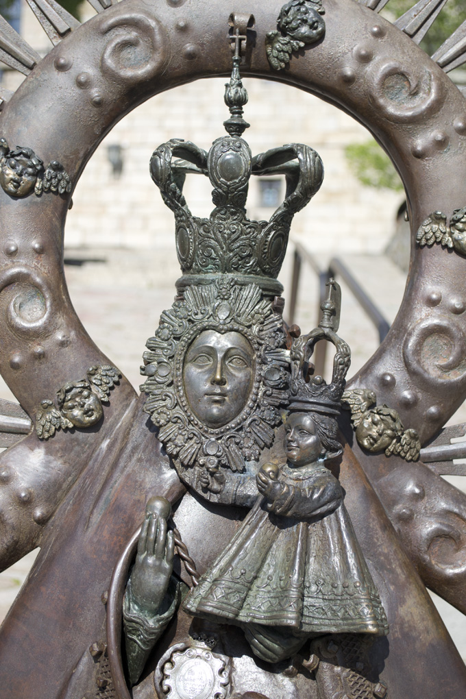 sierra de andujar puerta santuario