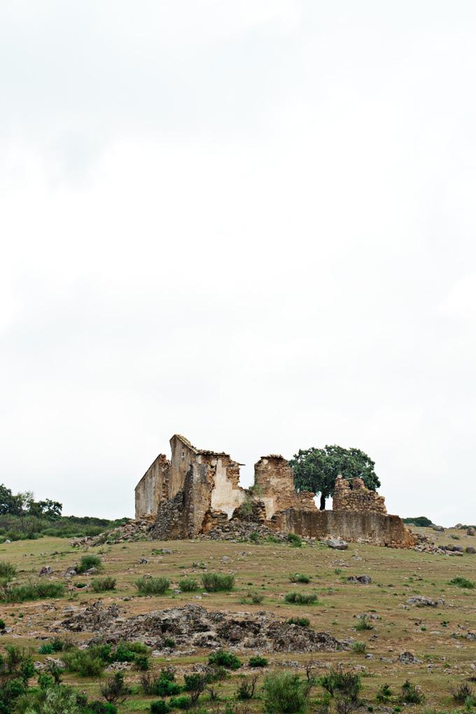 sierra de andujar ruinas