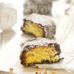 Lamingtons. Receta australiana