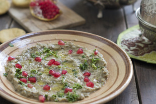 Baba ganoush o mutabal