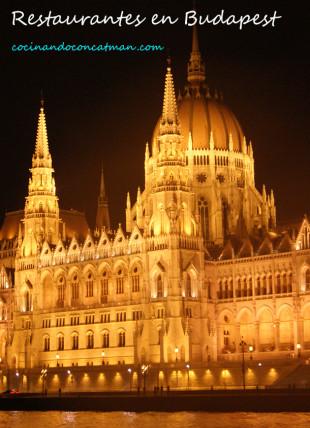 Donde comer en Budapest