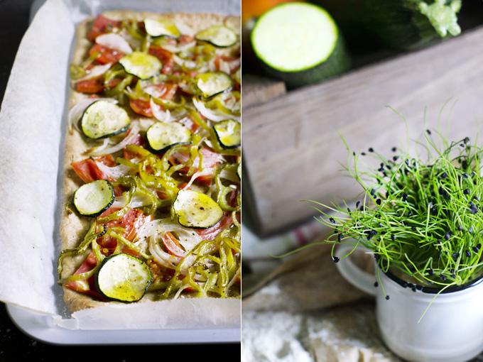 coca de verduras y xeixa collage 2