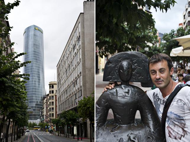 Bilbao callejeando