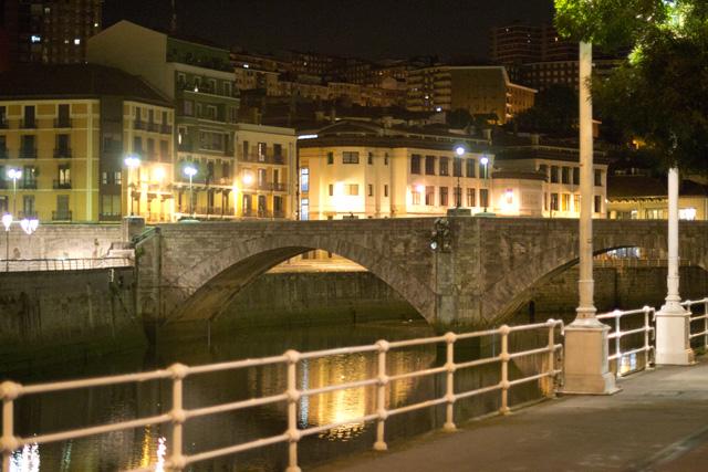 Bilbao puente