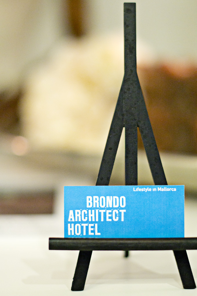 restaurante brondo architect hotel
