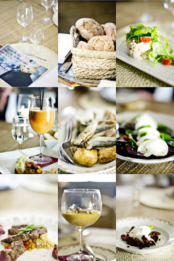 menu degustación brondo architect restaurante