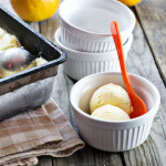 Helado casero de naranja – receta en vídeo
