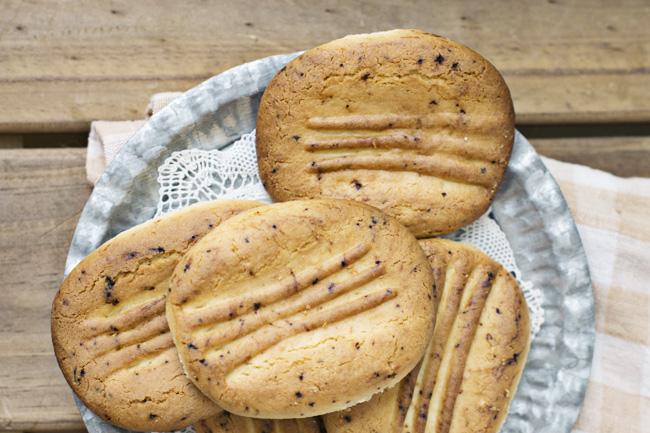 cómo hacer galletas rústicas