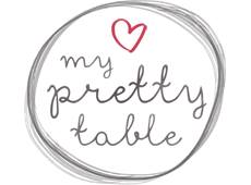 my pretty table