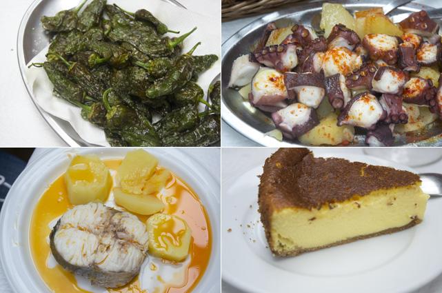 comida gallega