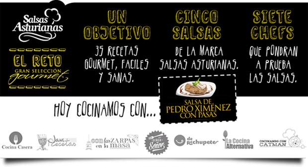 reto Salsas asturianas