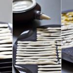 Colines de pan al microondas