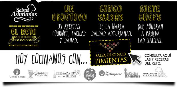 salsas asturianas