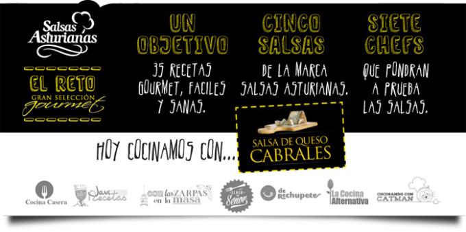 Salsas asturianas, salsa de cabrales