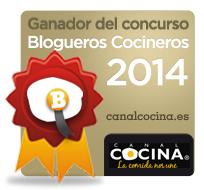 Ganador blogueros cocineros