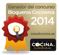 Ganador blogueros cocineros